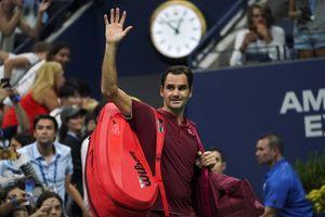 Mỹ mở rộng 2018: Federer thua sốc trước á quân Việt Nam Open