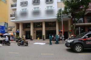 Du khách Úc tử vong trước khách sạn ở trung tâm quận 1