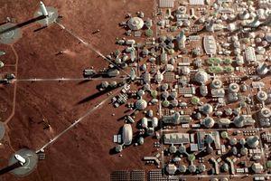 Viễn cảnh loài người mới trên sao Hỏa
