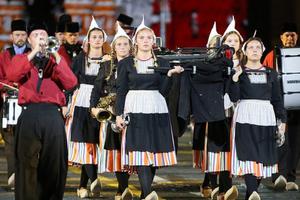 Nga: Hoành tráng lễ hội quân nhạc lớn nhất thế giới