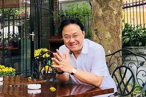 Nhà thơ Hồng Thanh Quang - Người đàn ông mùa thu