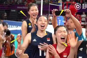 Đoạt HCV ASIAD, tuyển bóng chuyền nữ Trung Quốc mua sắm 'thả ga'