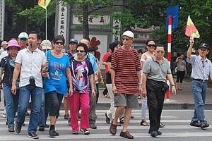 Hà Nội đón 249.586 lượt khách dịp nghỉ lễ 2-9
