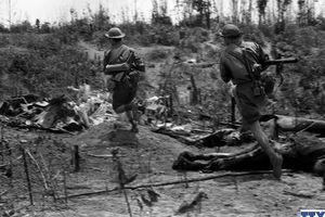 'Những khoảnh khắc để lại' của 3 phóng viên chiến trường