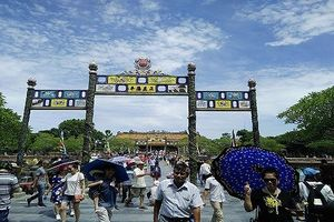 Huế đón hơn 30.000 lượt khách tham quan dịp nghỉ lễ 2/9