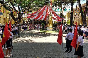 Đà Nẵng: Tổ chức lễ khai giảng năm học mới 2018 – 2019 không quá 45 phút