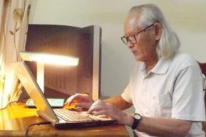 Lão nhà văn Vân Thảo: Vẫn miệt mài gieo chữ
