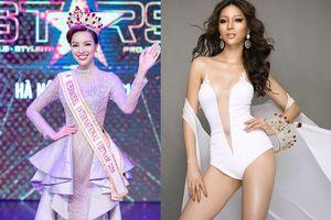Khả Trang được cấp phép dự thi Siêu mẫu quốc tế 2018