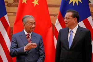 Vì sao Thủ tướng Malaysia thay đổi thái độ với Trung Quốc?