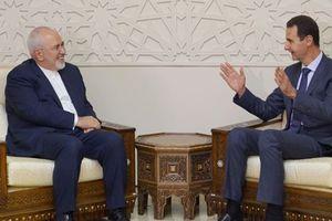 Tổng thống Assad đề nghị Iran tham gia quá trình tái thiết Syria