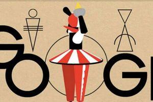 Vì sao Google tạo Doodle về Oskar Schlemmer cho ngày 4/9?