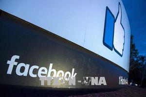 Facebook tạm thời bị ngưng hoạt động