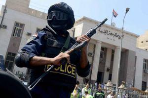 Ai Cập bắt đối tượng tình nghi đánh bom gần Đại sứ quán Mỹ
