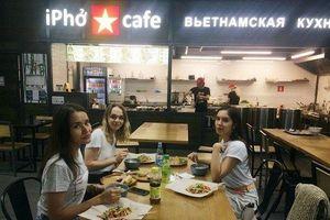 Chàng thanh niên Hà Tĩnh đưa thương hiệu phở Việt đến nước Nga