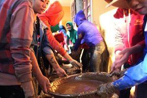 Muôn vàn khó khăn tại trường học vùng rốn lũ ở Nghệ An trước khai giảng