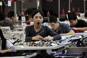 Nhiều nhà máy Trung Quốc bắt đầu 'nếm mùi' chiến tranh thương mại