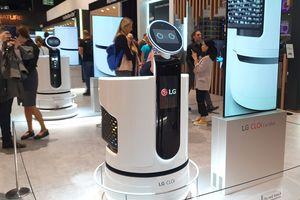 LG dồn 'tổng lực' để phát triển robot và trí tuệ nhân tạo