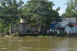 Phá nát cảnh quan ven sông Sài Gòn