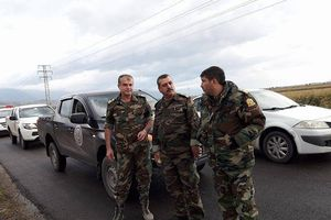 Quân đội Syria tiến vào thị trấn người Kurd ở Aleppo phá trận Thổ Nhĩ Kỳ