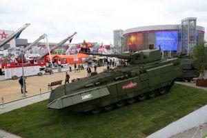 Nga không đủ tiền để trang bị siêu tăng T-14 Armata cho quân đội
