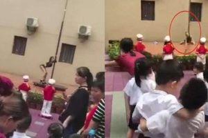 Khai giảng tại trường mầm non, vũ công nhảy 'bốc lửa' khiến dân mạng phẫn nộ