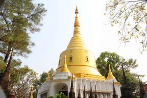 'Mục sở thị' ngôi chùa phong cách Myanmar trên đất Huế mộng mơ