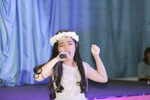 Jennifer Thiên Nga – Giọng hát Việt nhí đầy nội lực