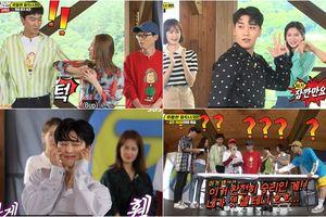 Running Man tập đặc biệt: Jae Suk làm chuyên gia tư vấn tình cảm, Seungri quậy tung trời với vũ điệu 'Gashina'