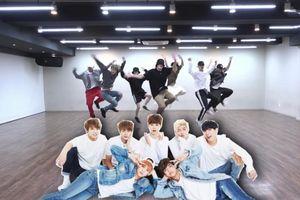 BTS à, chỉ là nhảy cao thôi có cần thiết phải đều đến như vậy không?