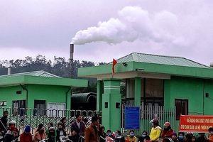 Hà Tĩnh: Lập phương án di dời các hộ dân ra khỏi vùng Nhà máy xử lý rác Phú Hà