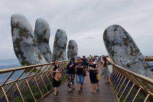 Đà Nẵng: Lượng khách đến tham quan, lưu trú dịp 2/9 tăng cao