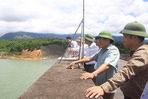 Quảng Trị: Tăng cường các giải pháp đảm bảo an toàn hồ đập trước mùa mưa bão 