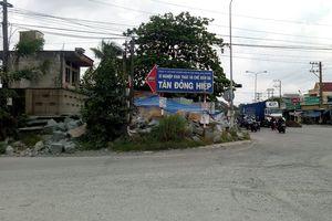 Bình Dương: Người dân khốn khổ vì mỏ đá Tân Đông Hiệp