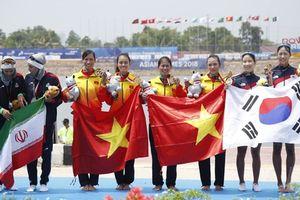 Một kỳ Á vận hội thành công