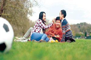 Những chuyến đi gia đình là món quà quý nhất cho trẻ