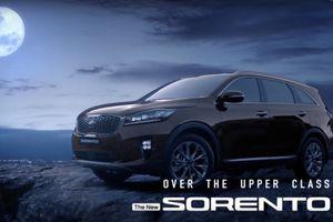 Kia Sorento bản nâng cấp mới sắp ra mắt có gì để chờ đợi?