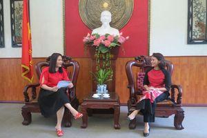 Mong muốn học sinh Trường THPT Chu Văn An được học tập trong môi trường đạt chuẩn quốc tế