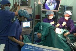 Hàng trăm người bị TNGT nhập viện cấp cứu tại BV Việt Đức dịp nghỉ lễ 2-9