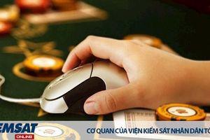 Hướng dẫn áp dụng tình tiết định khung tăng nặng đối với tội đánh bạc, gá bạc qua mạng