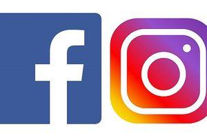 Facebook và Instagram gặp sự cố đăng nhập tạm thời