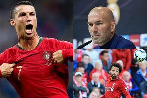 Bình chọn giải The Best: Ronaldo góp mặt, Messi vắng bóng