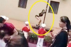 Trung Quốc: Khai giảng trường mầm non thuê vũ công diễn múa cột 'phản cảm'