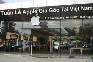 Bố chồng Hà Tăng sắp khai trương cửa hàng Apple ở Việt Nam