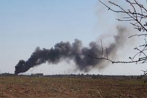 Nhiều tiếng nổ gần thành phố Hama của Syria