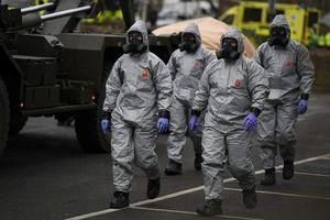 OPCW: Chất độc sử dụng tại Amesbury, cùng loại tác nhân đầu độc cha con điệp viên Skripals