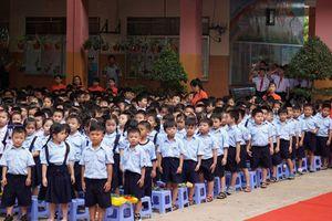 TP. Hồ Chí Minh: Gần 1,7 triệu học sinh rộn ràng khai giảng năm học mới 2018 -2019