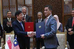 Tuyến đường sắt cao tốc Kuala Lumpur - Singapore sẽ được vận hành vào năm 2031