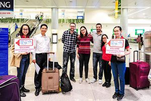Hàng trăm hãng lữ hành đã 'hẹn nhau' ở TPHCM