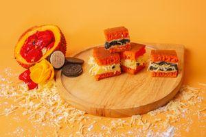 Thưởng thức bánh martabak 4 vị, nguyên liệu hữu cơ của Le Castella