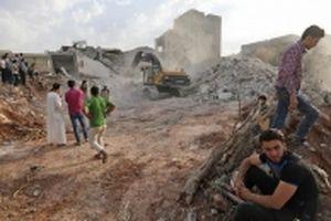 Mỹ cảnh báo thảm họa nhân đạo tại Syria